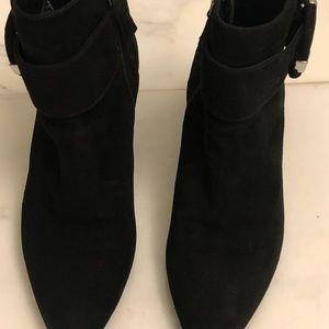 Aquatalia Shoes - AQUATALIA Phiona Waterproof Suede Bootie $525
